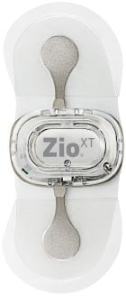 Zio XT patch long-term continuous monitor